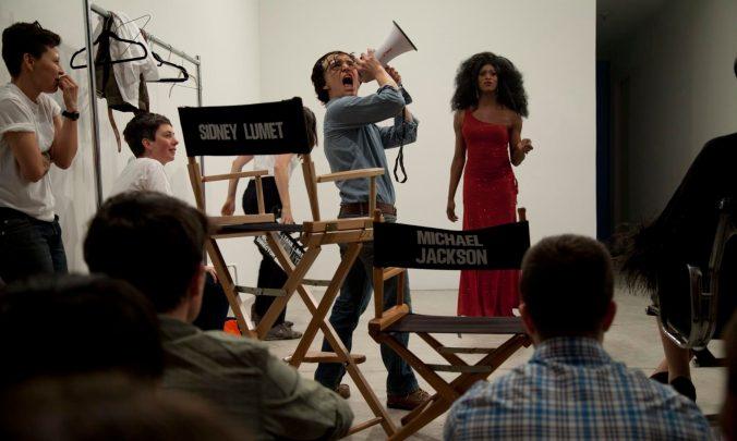 Mateik 2_Mateik as Sidney Lumet directing